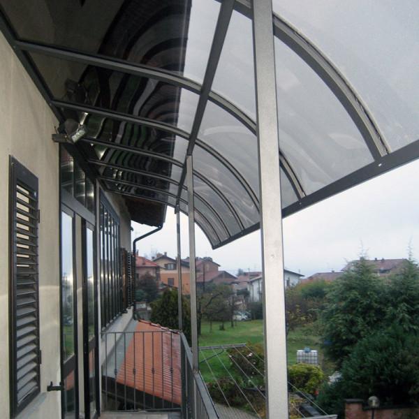 pensilina balcone